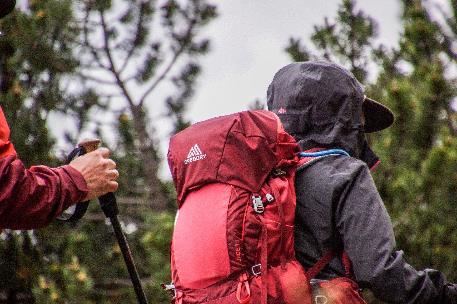 trekking montagna