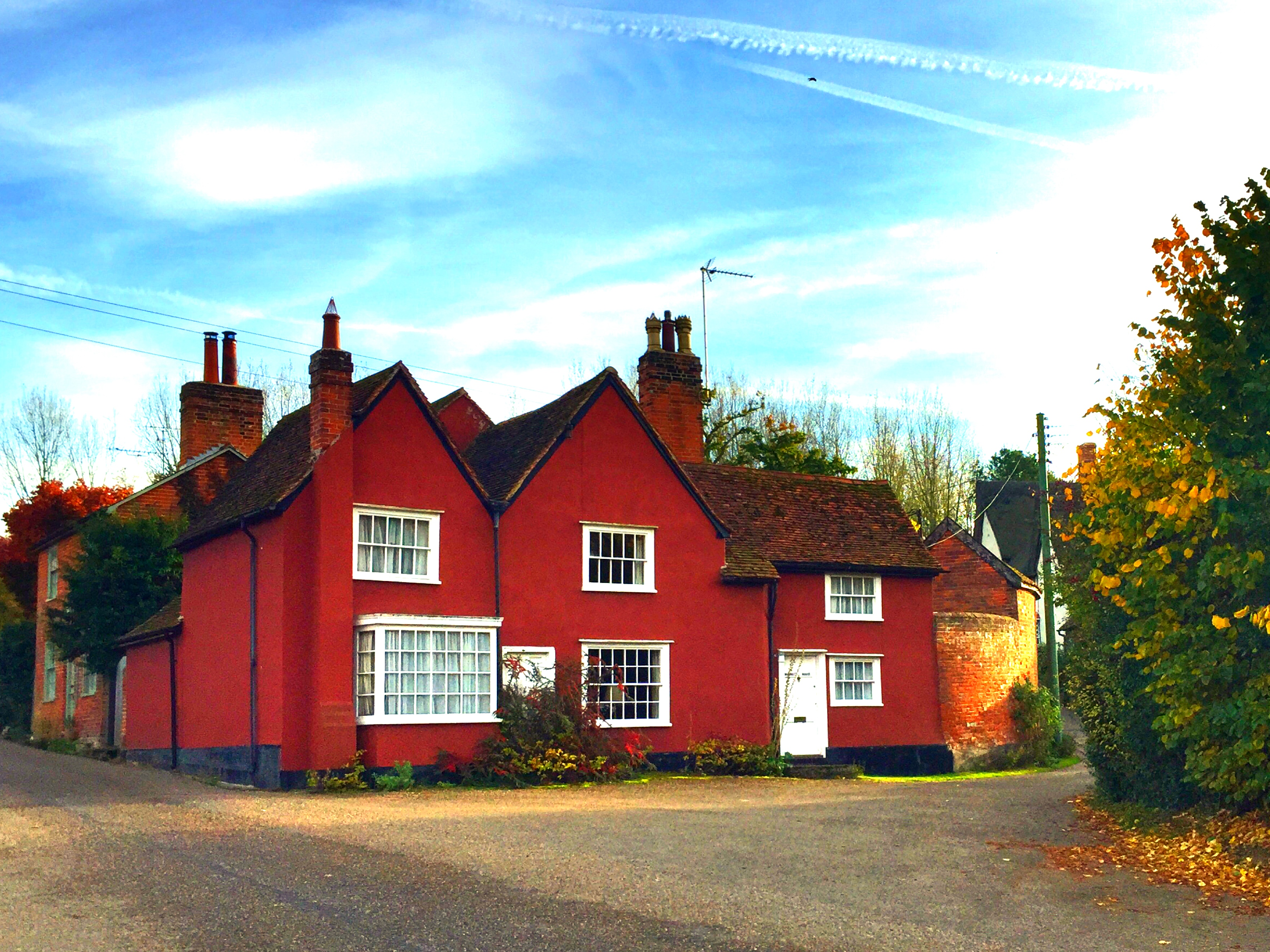 Kersey: tutto sul villaggio inglese.