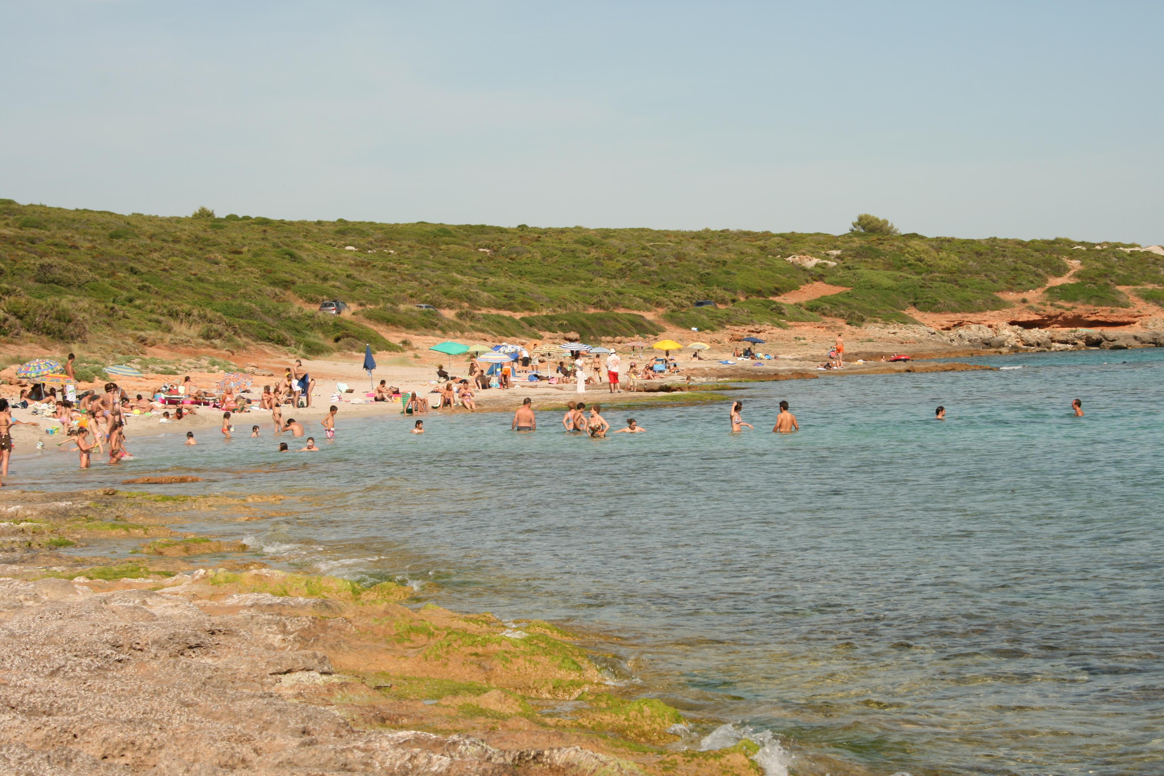 Spiaggia delle Bombarde di Alghero