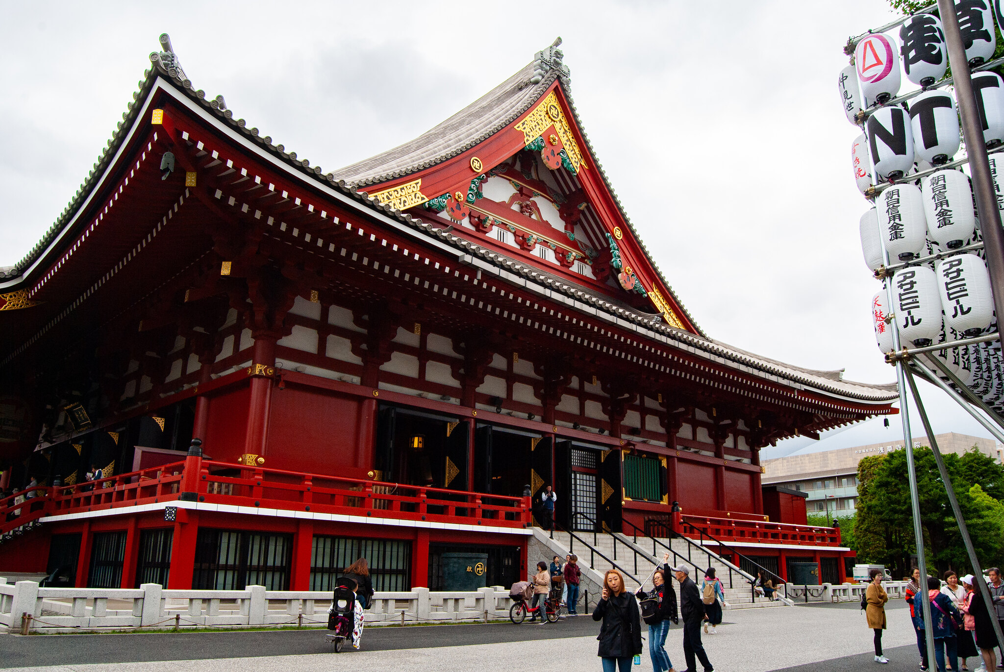 tempio Sensō-ji.