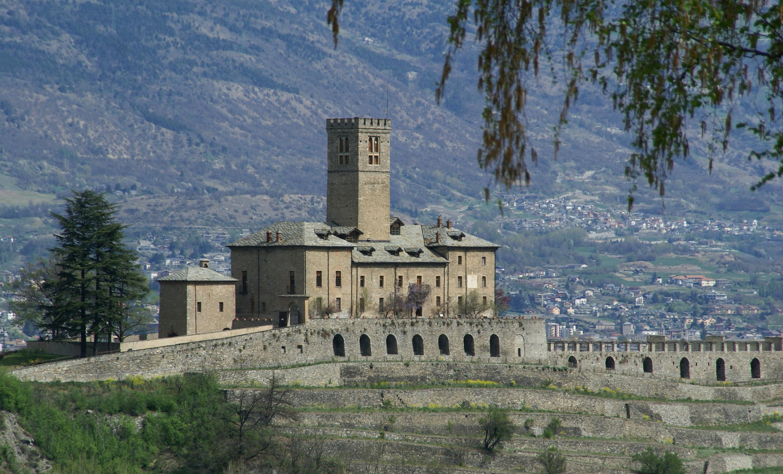 Castello Reale di Sarre: orari e prezzi della visita