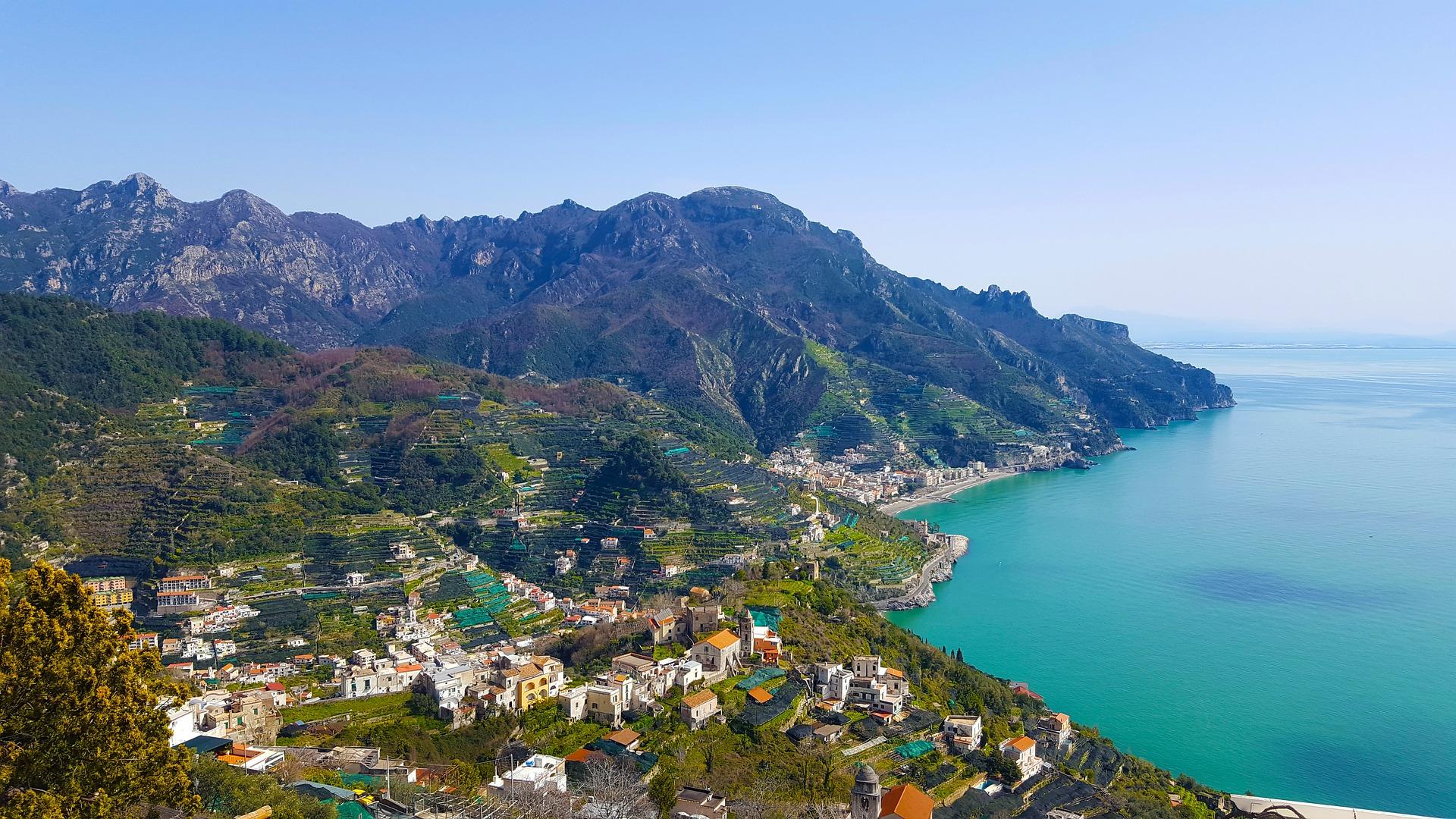 Vacanze di Pasqua 2020 Campania