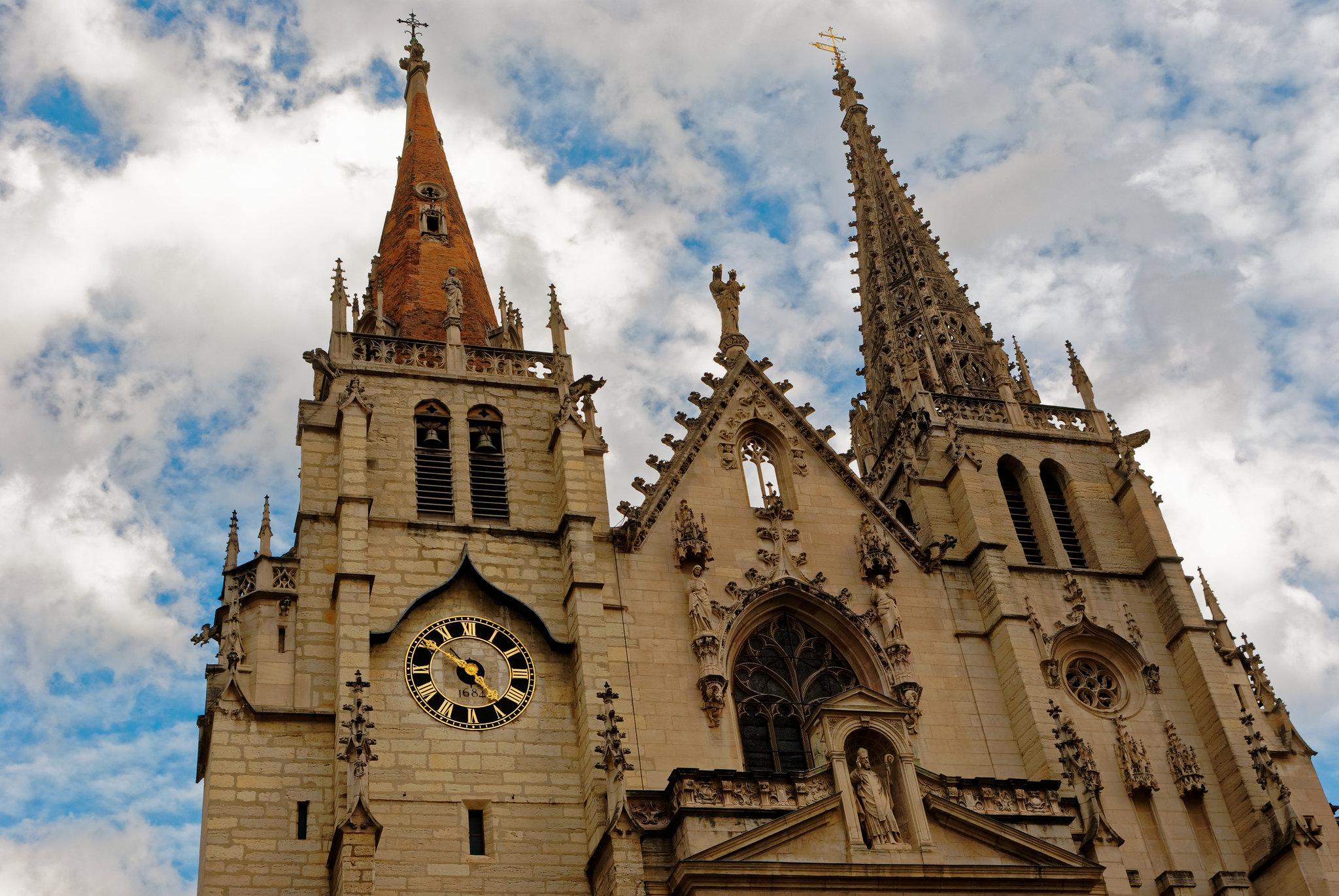 basilica di Saint-Nizier