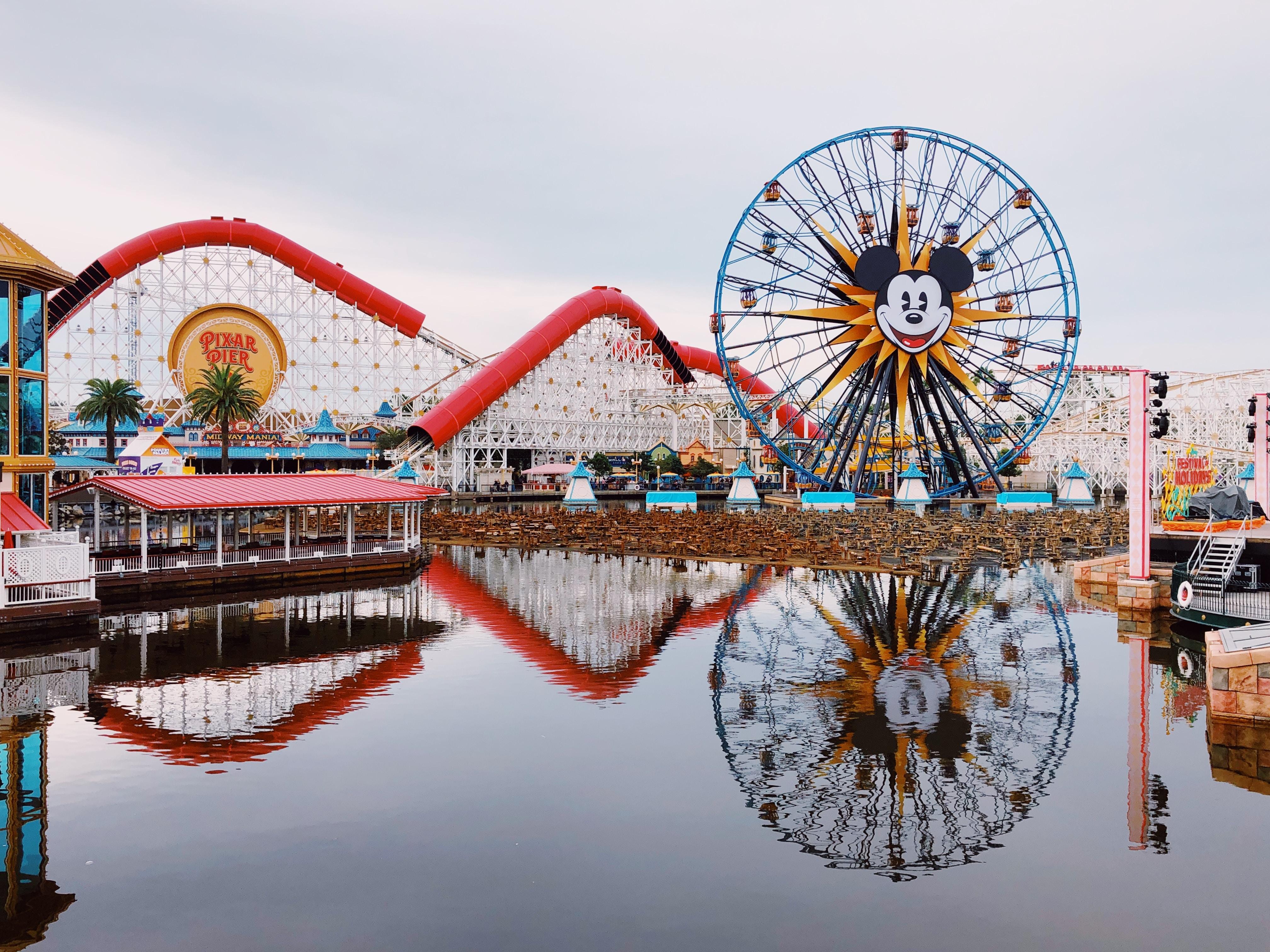 Disneyland e California Adventure