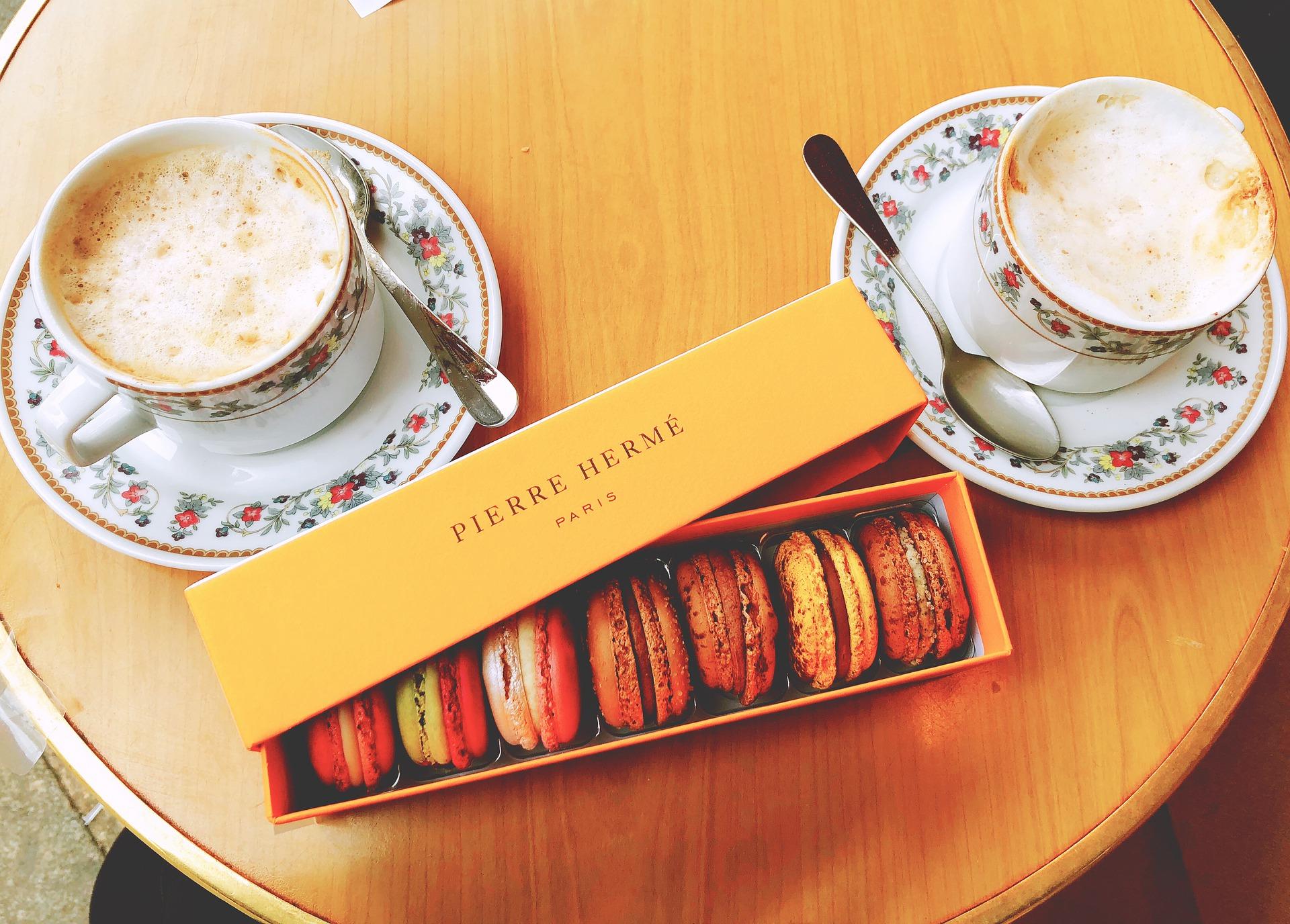 Macarons Parigi dove comprarli