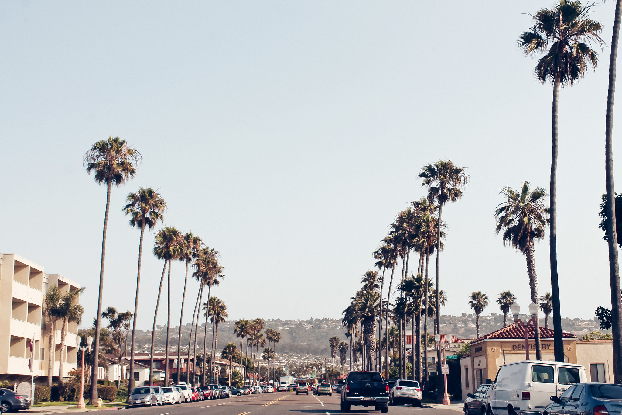 california ad agosto clima