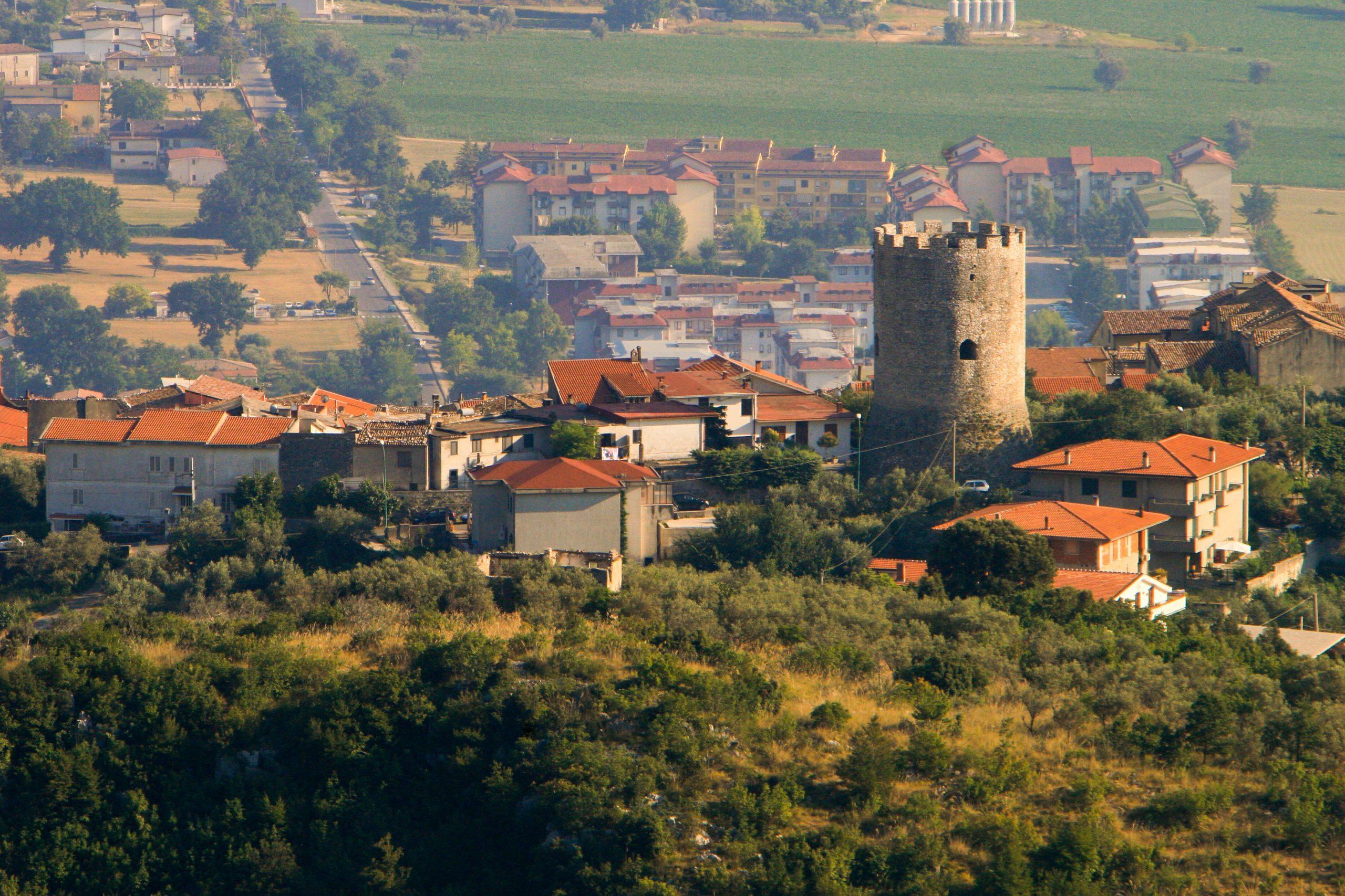 Castello del Matese cosa vedere