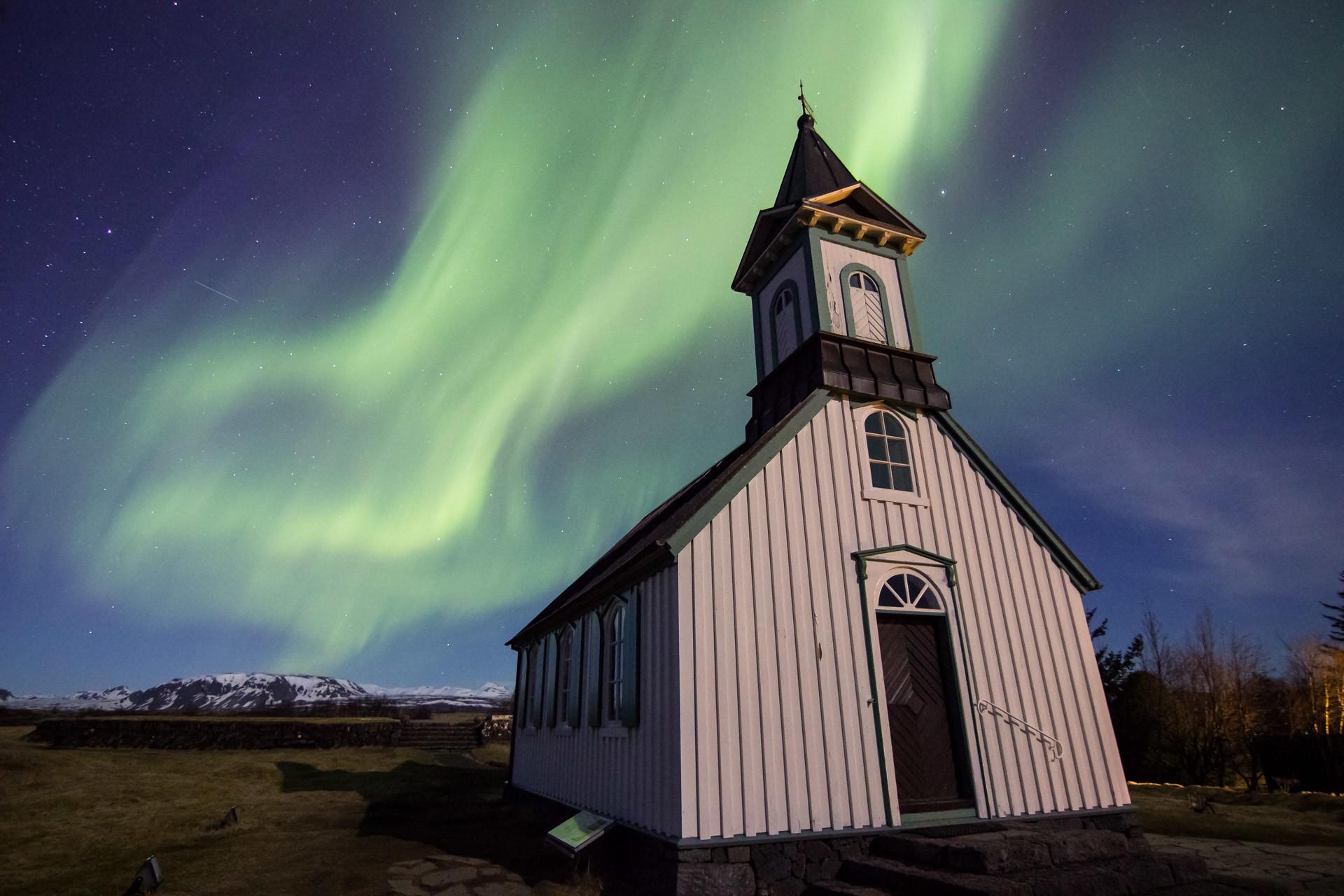 chiesa di Þingvellir