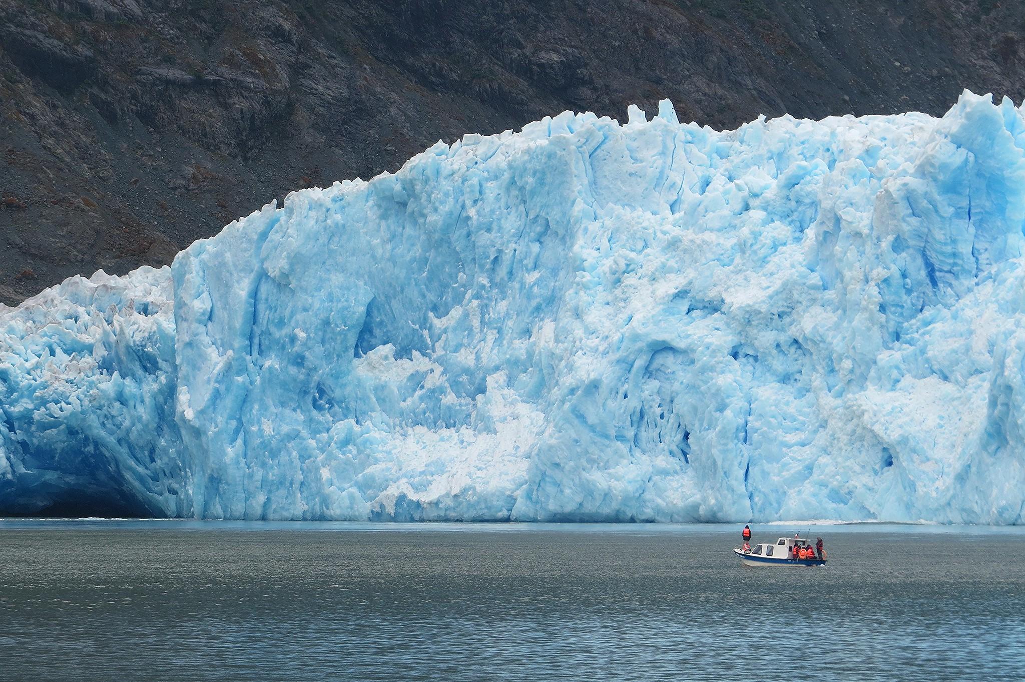 ghiacciaio san rafael