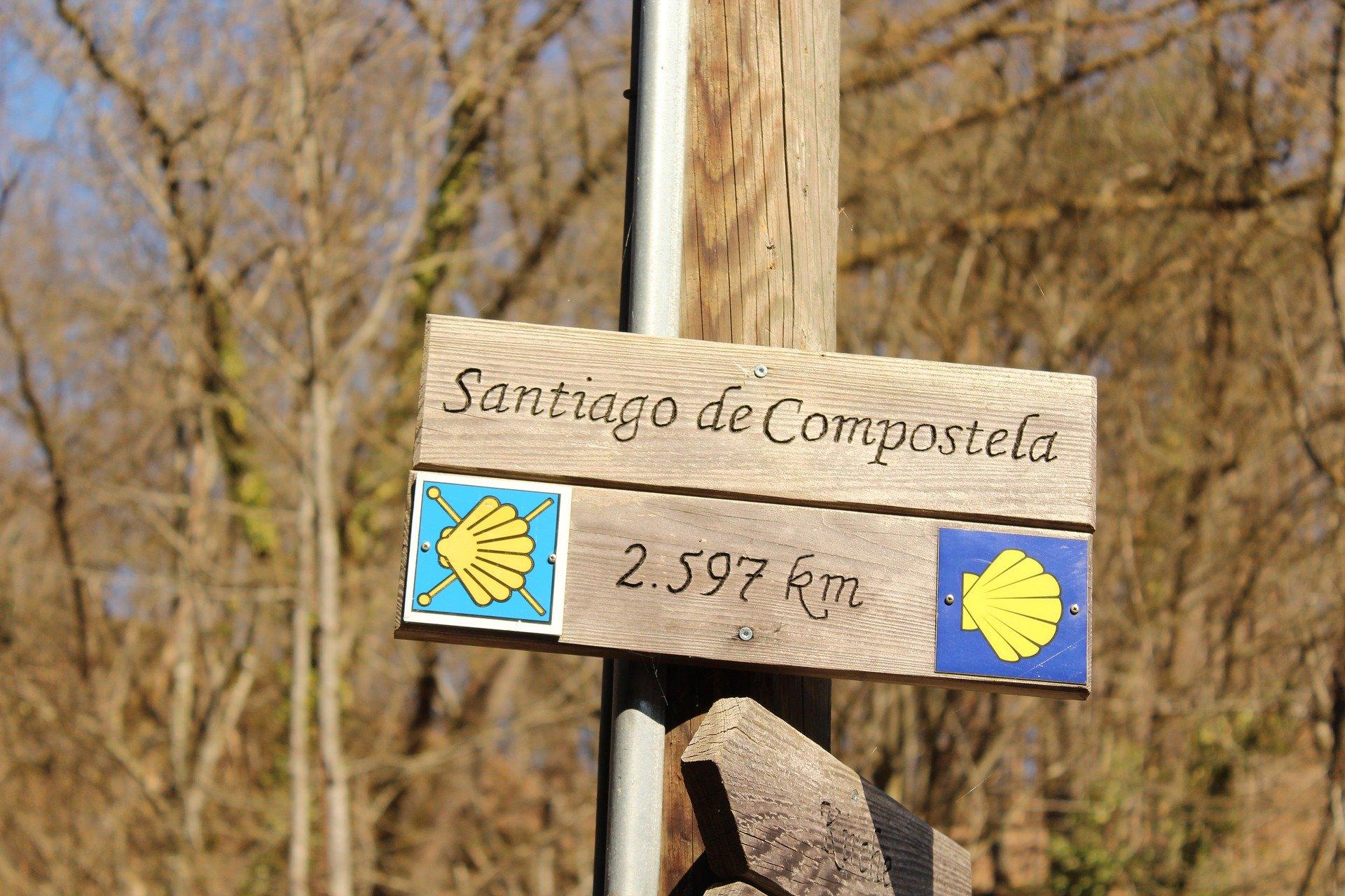 Cammino di Santiago de Compostela: s