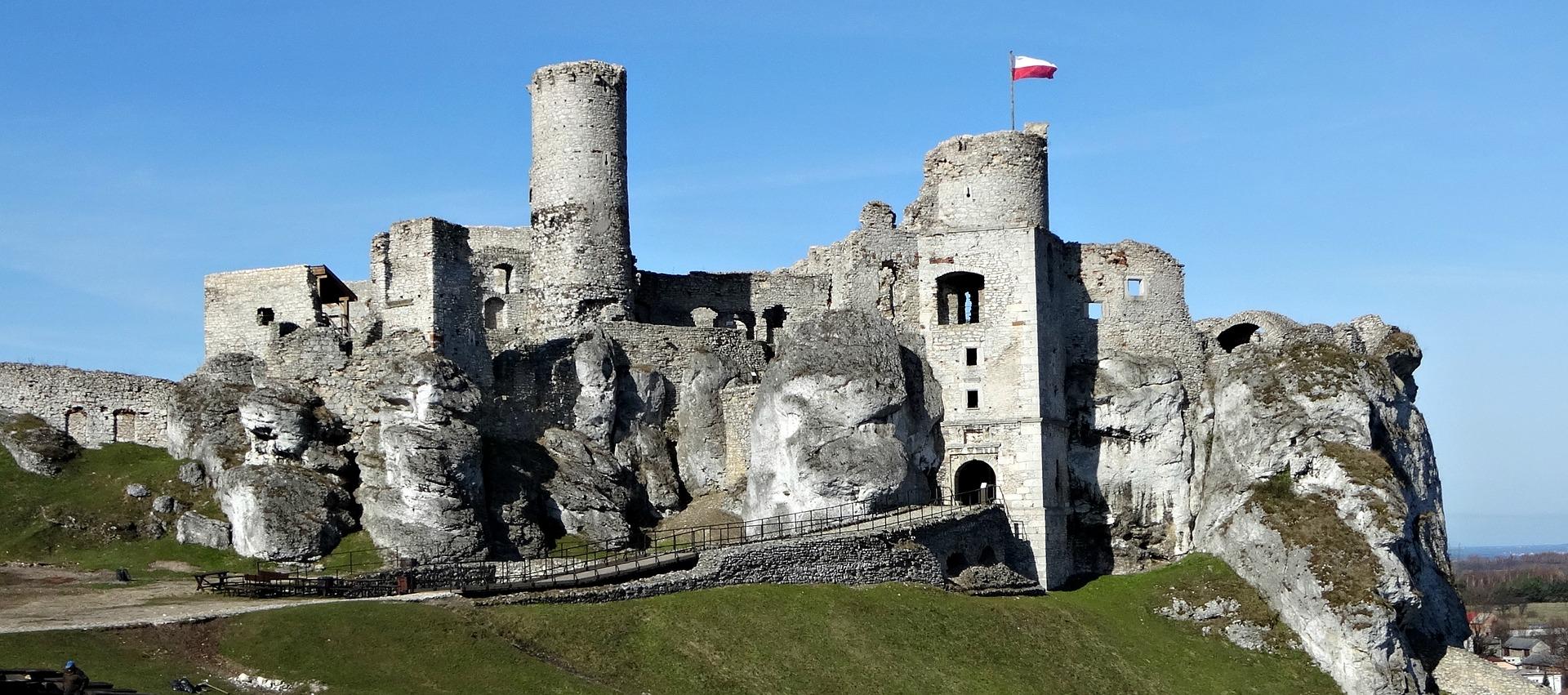 Castello di Ogrodzieniec