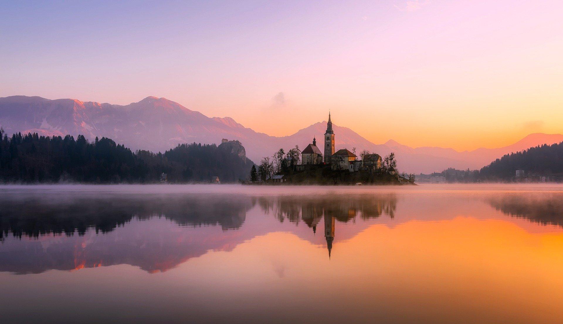 Lago di Bled in inverno: cosa fare e cosa vedere