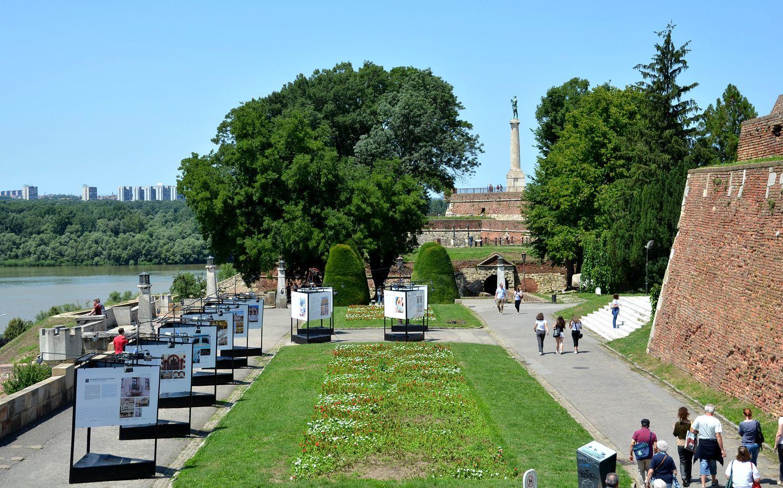parco di Kalemegdan