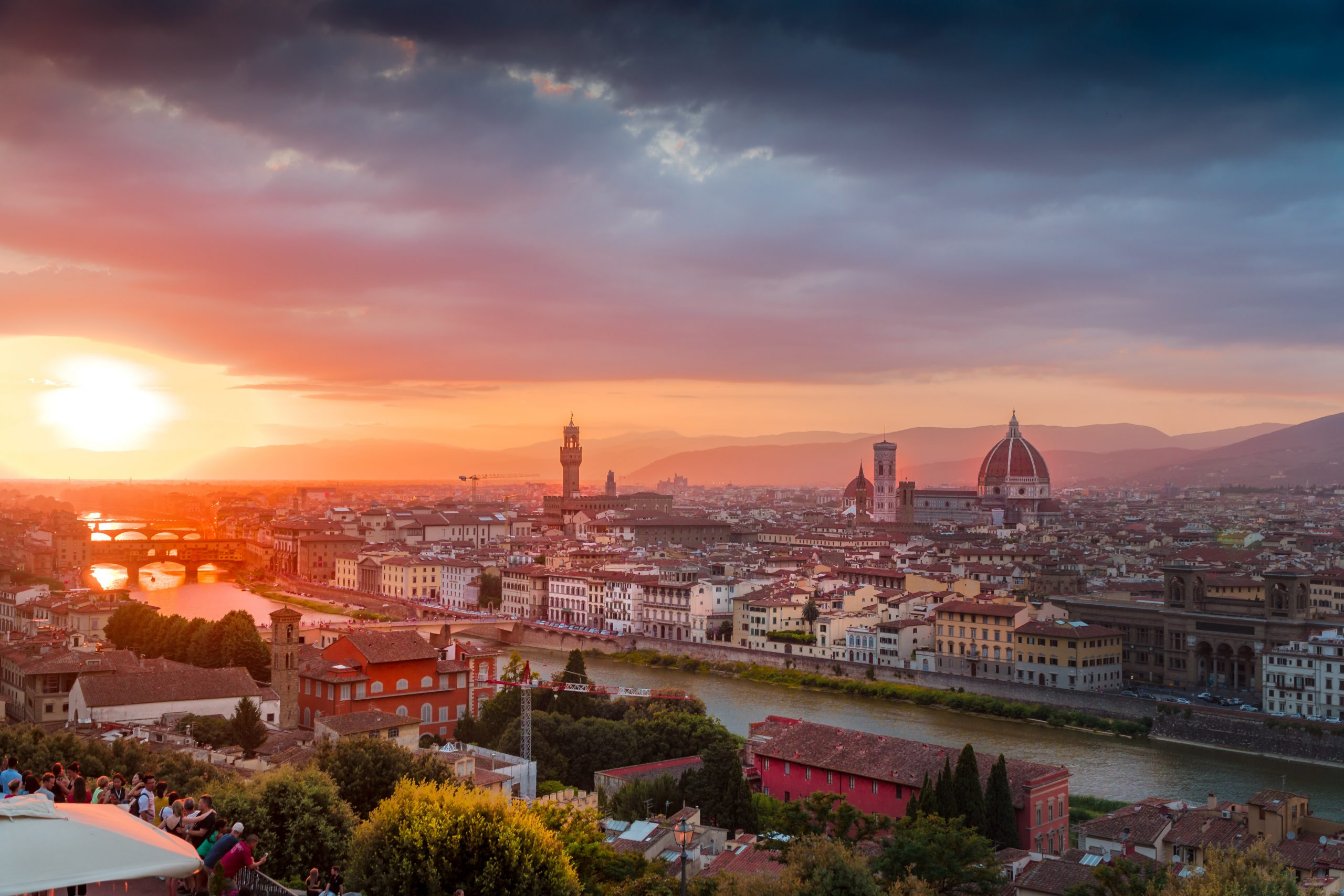 Pasqua 2020 a Firenze