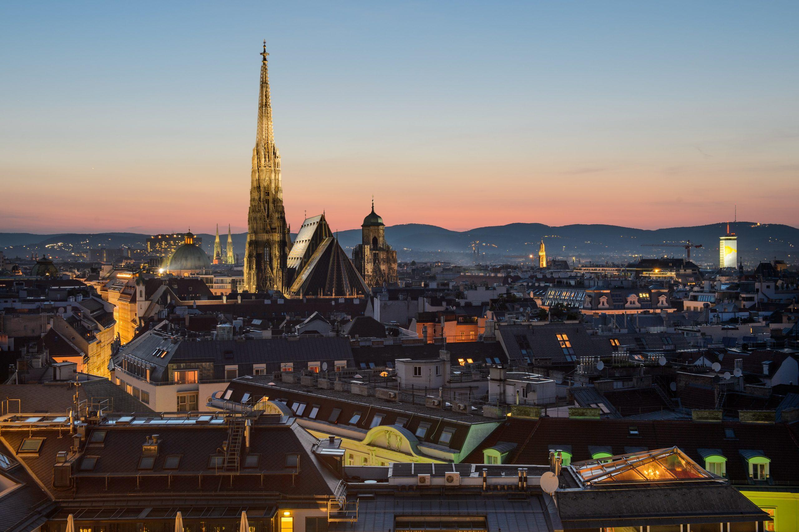 Pasqua 2020 a Vienna