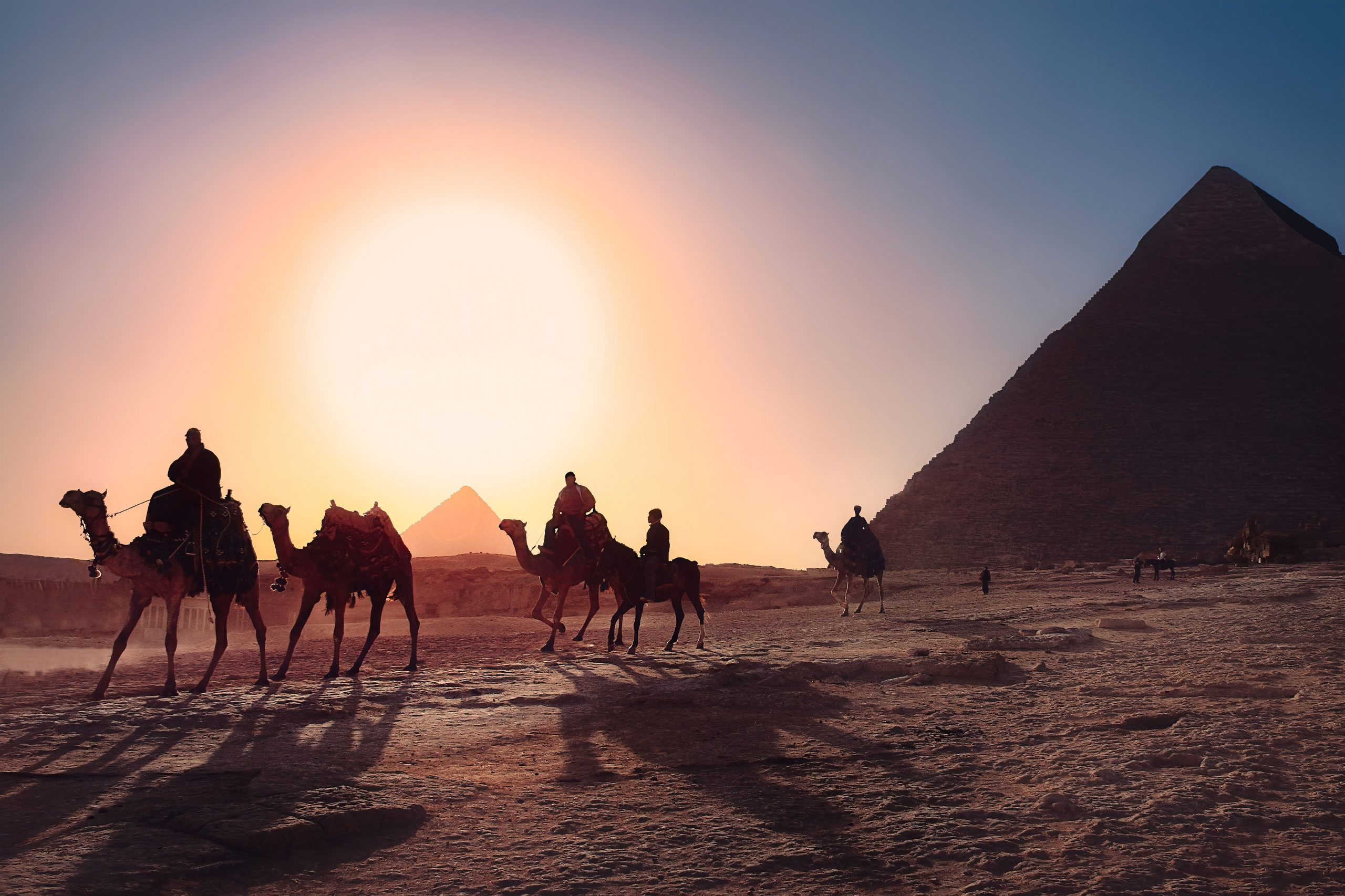Pasqua 2020 Egitto