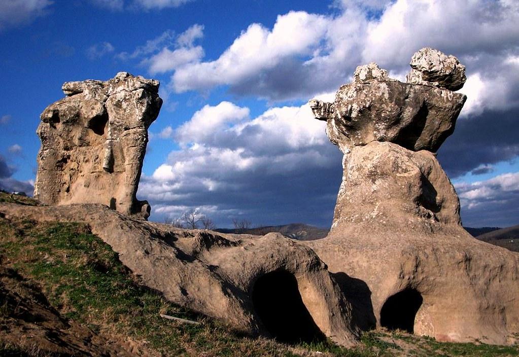 pietre della Incavallicata