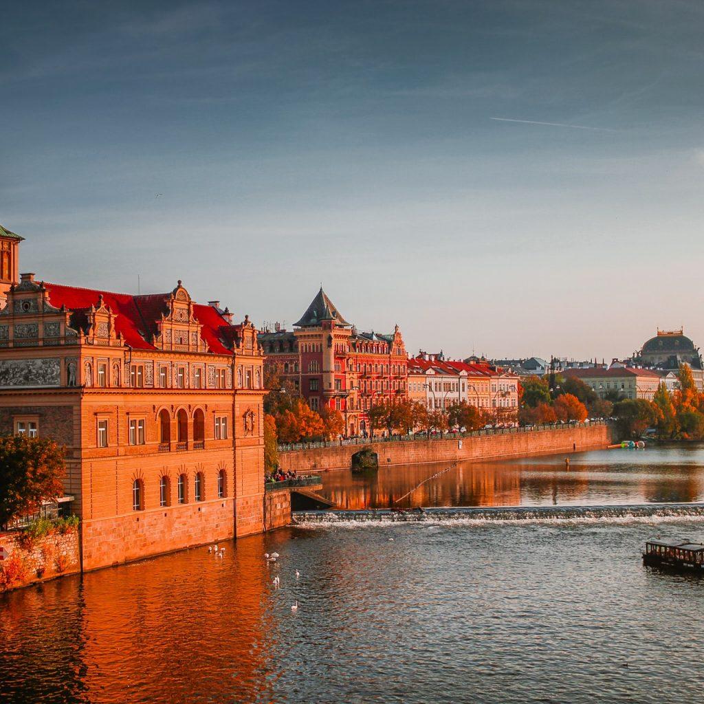 Weekend a Praga cosa vedere:
