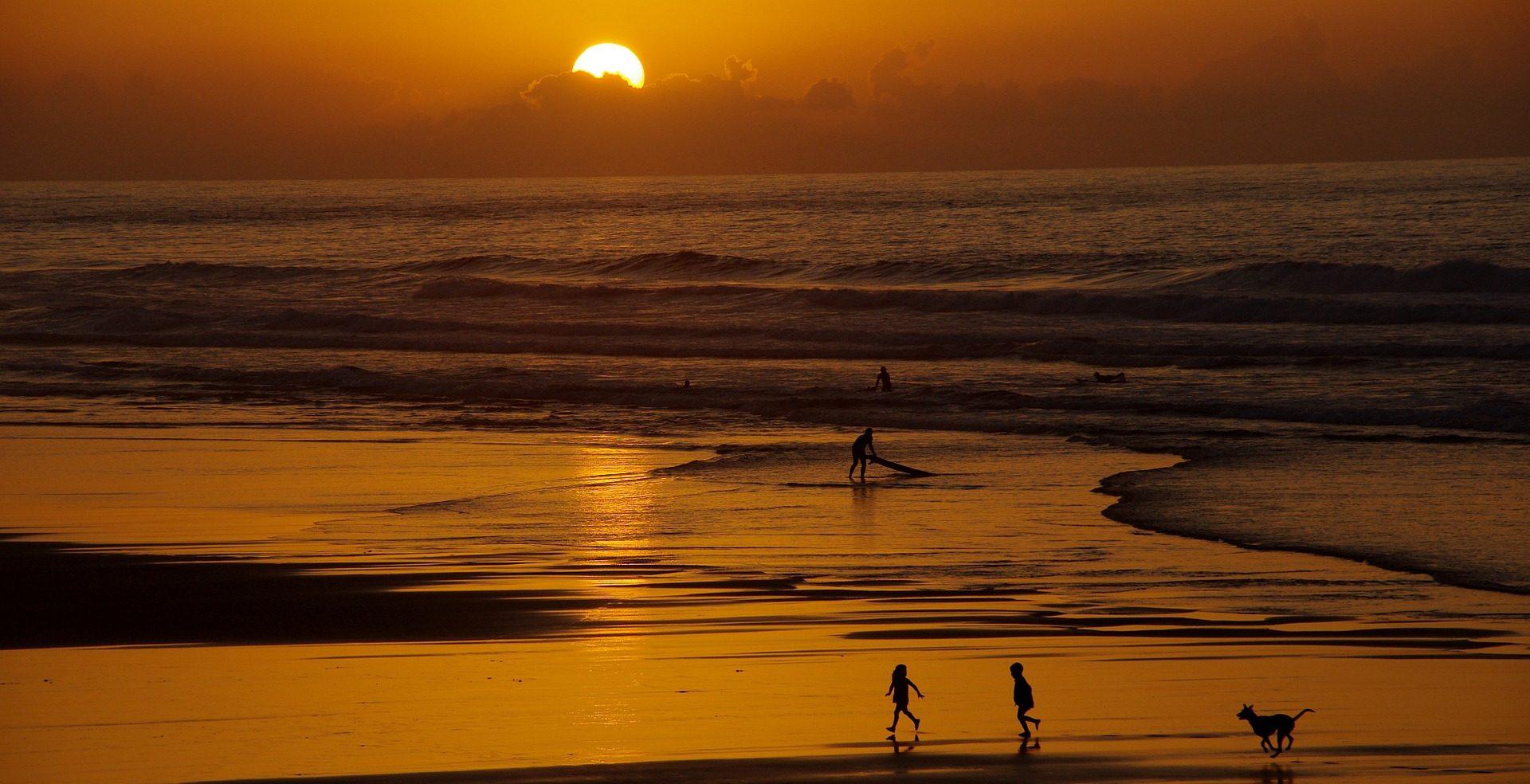 Marocco mare febbraio