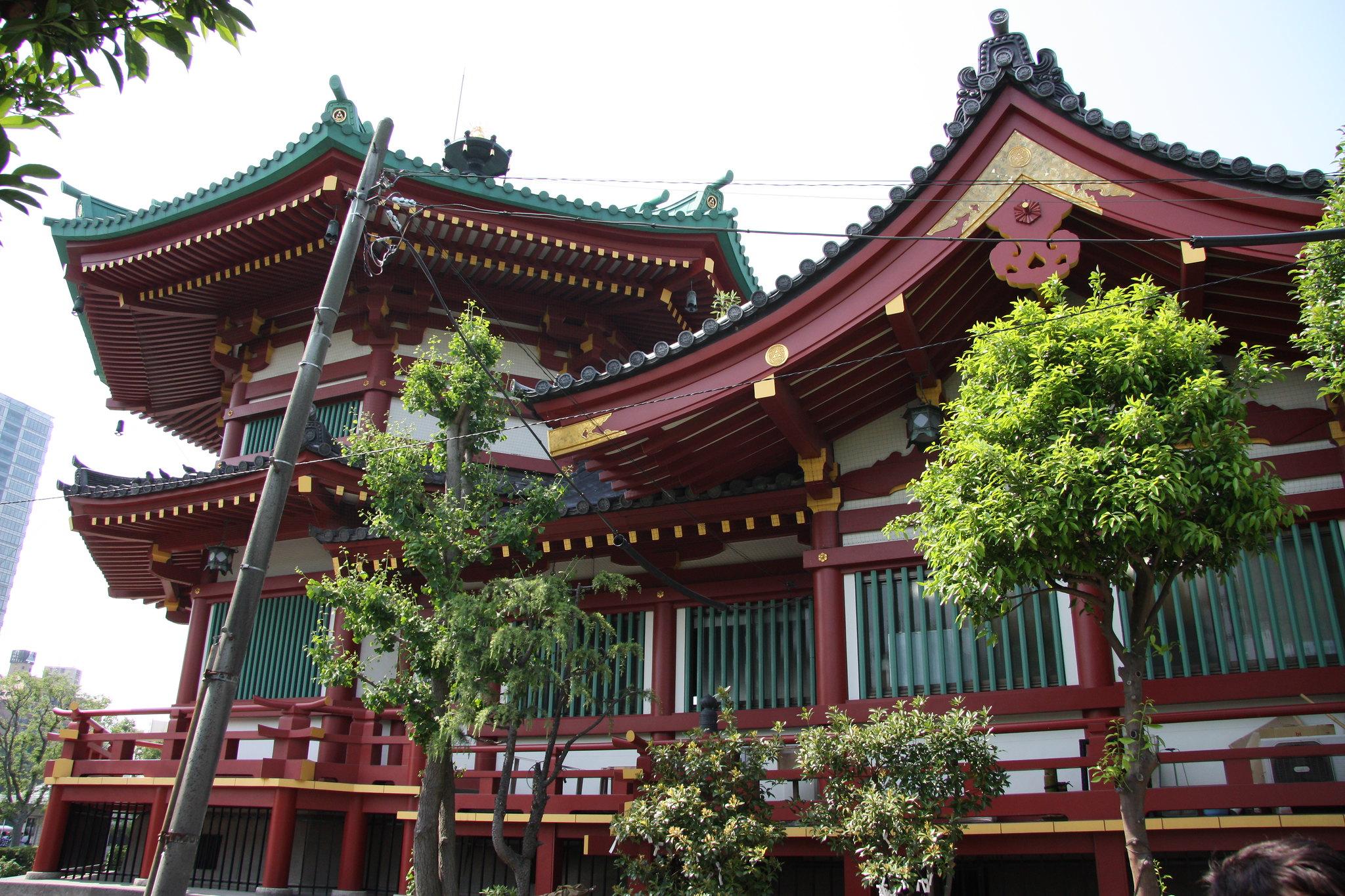Tempio Benzaiten