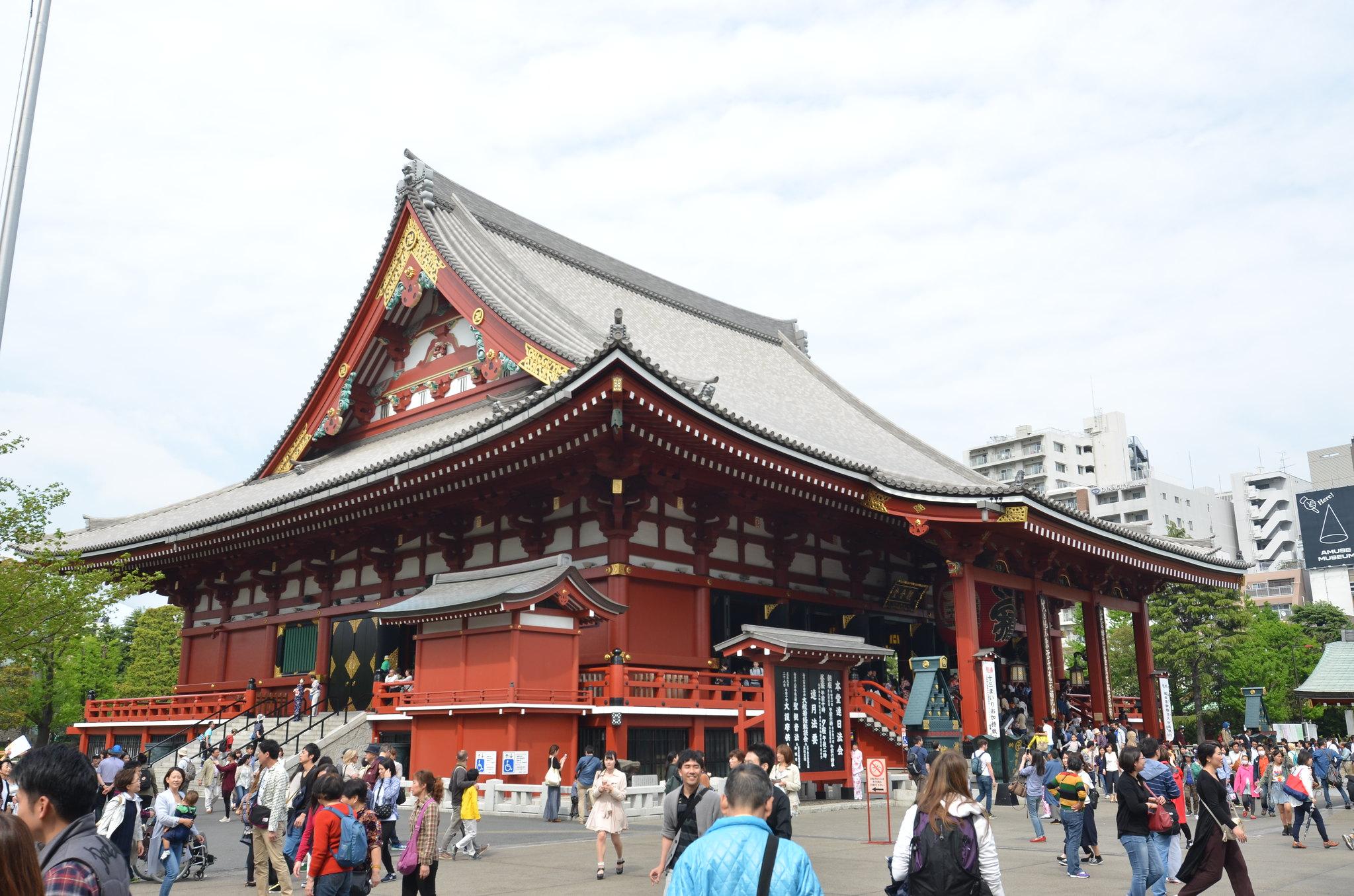 tempio Sensō-ji