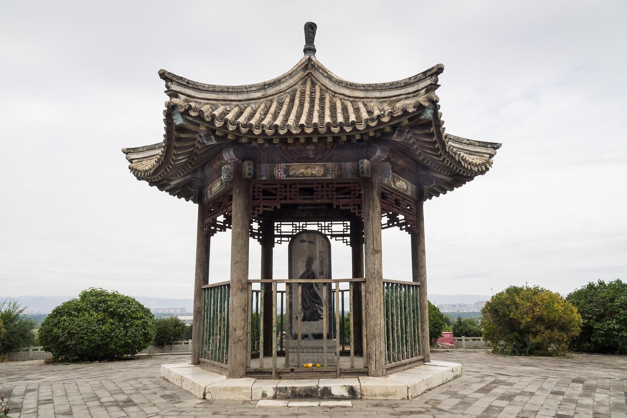 tomba di Zhaojun