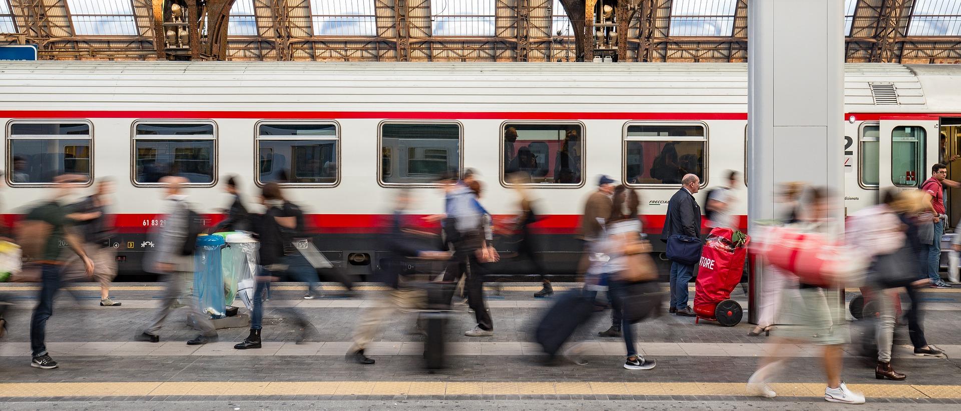 Frecciarossa: destinazioni da Milano