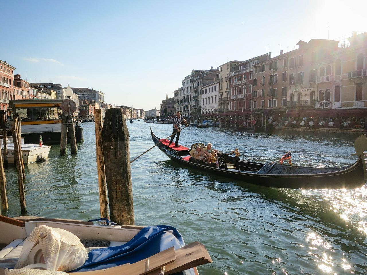 Venezia città più romantica del mondo
