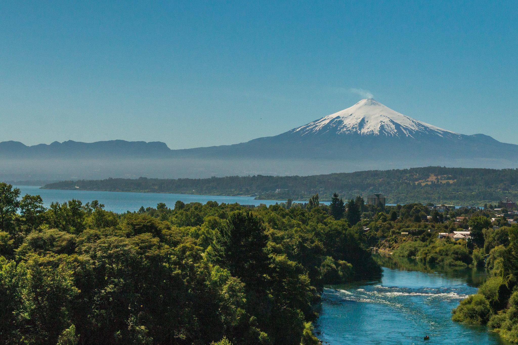 vulcano Villarica