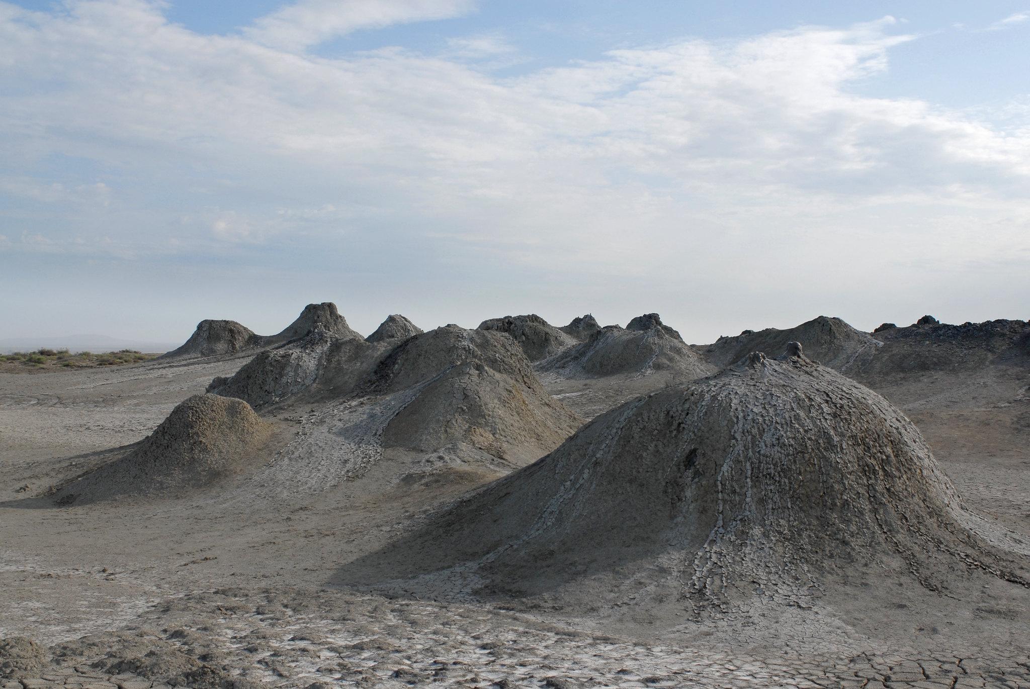 Vulcani di fango