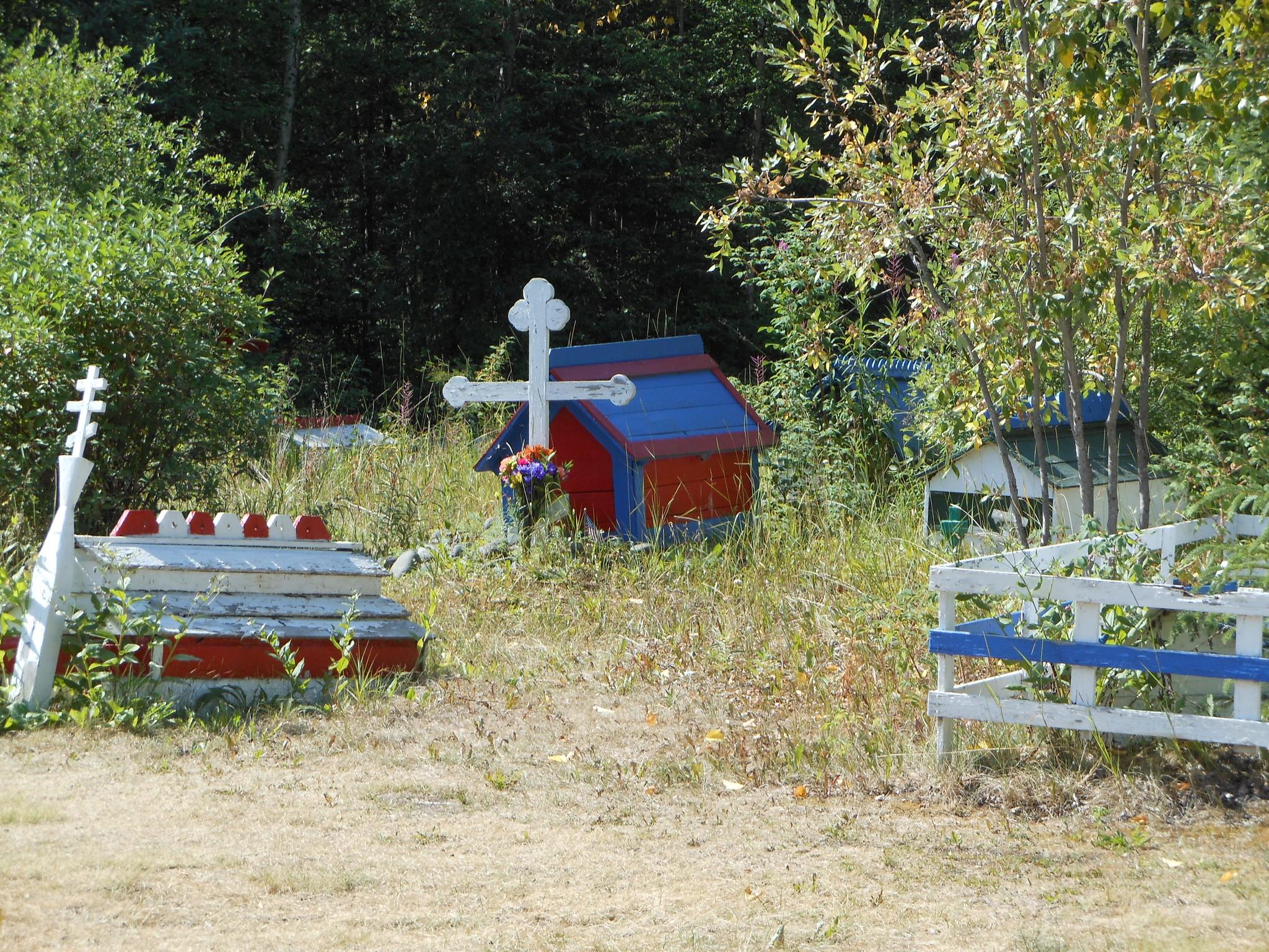 St. Nicholas, Eklutna