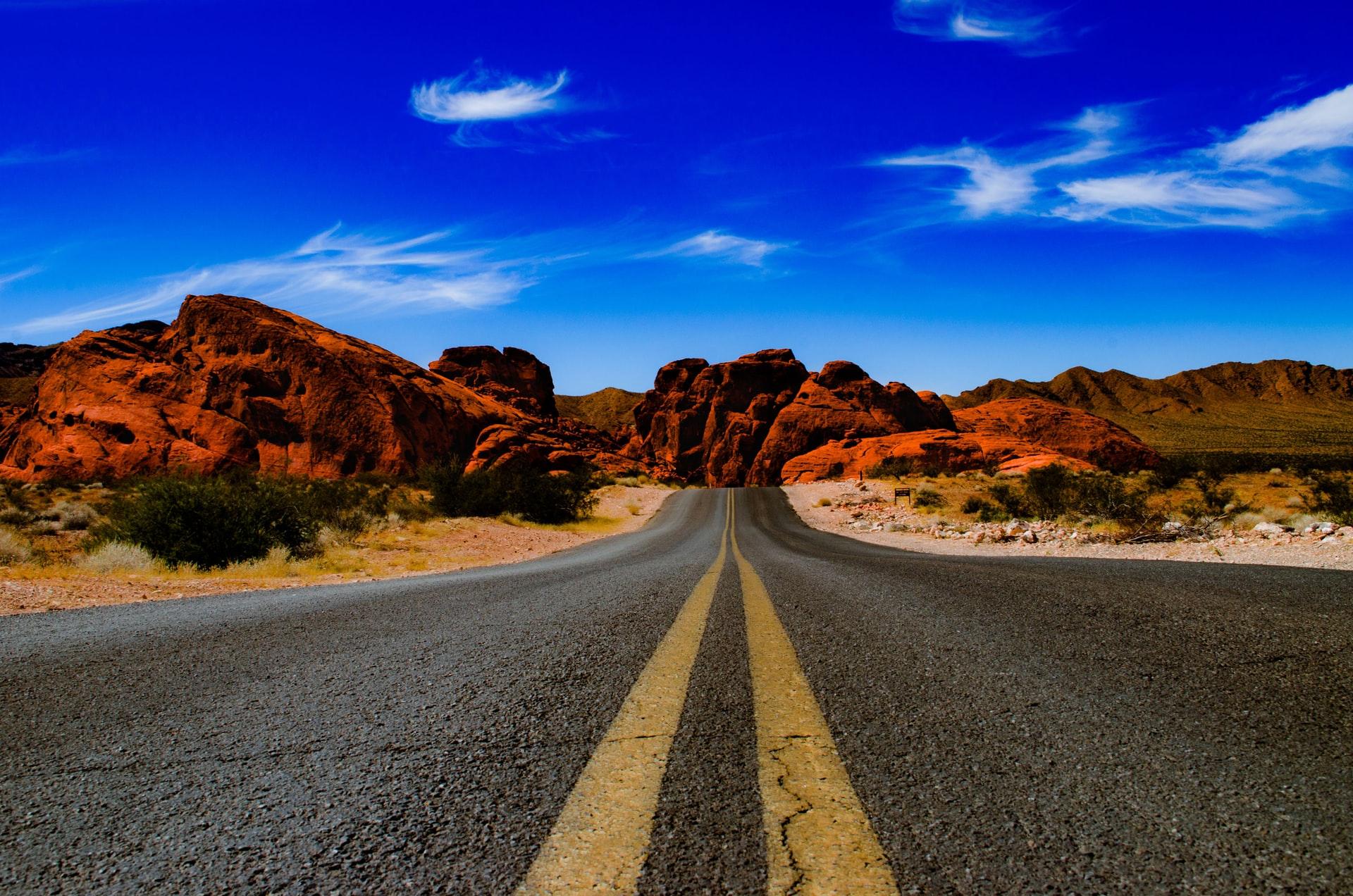 California e Messico on the road