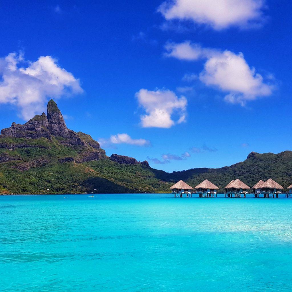 California e Polinesia tour