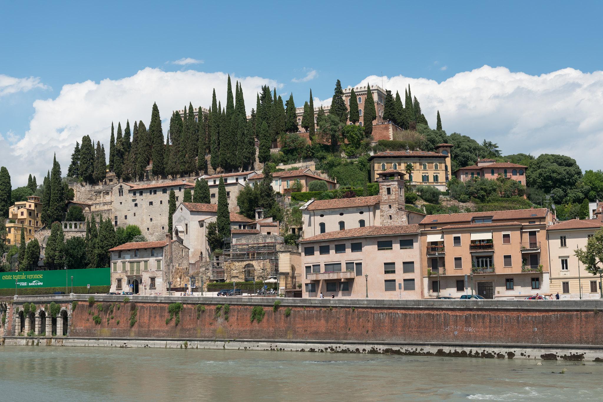 Castel San Pietro Romano dove si trova e