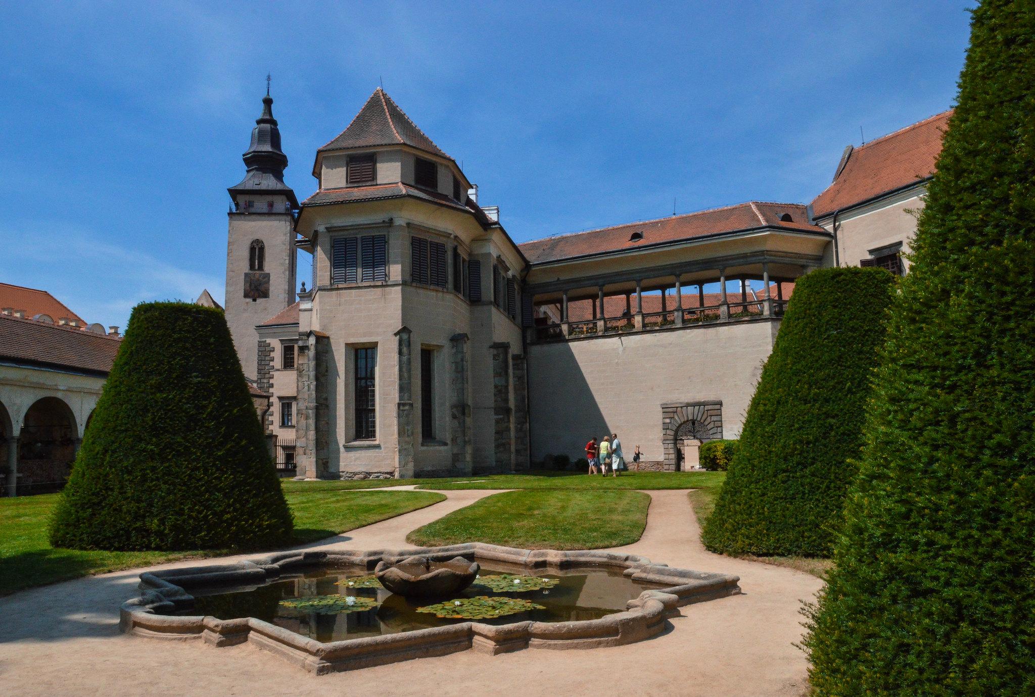 Castello di Telč