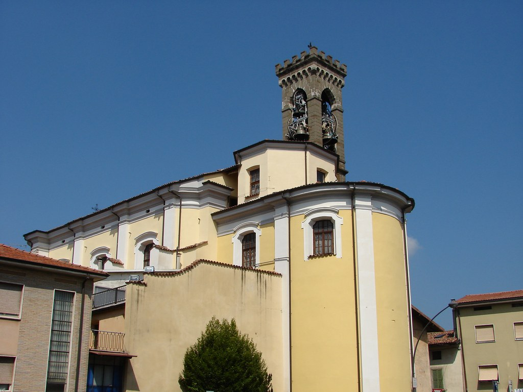 chiesa di Rosciate