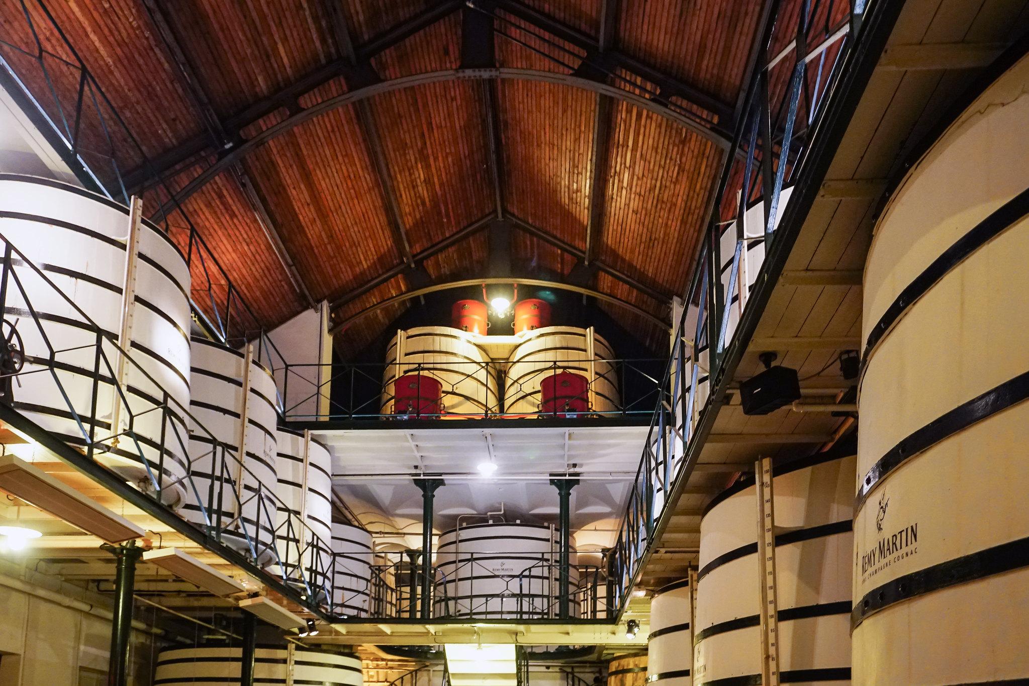 cognac francia cosa vedere