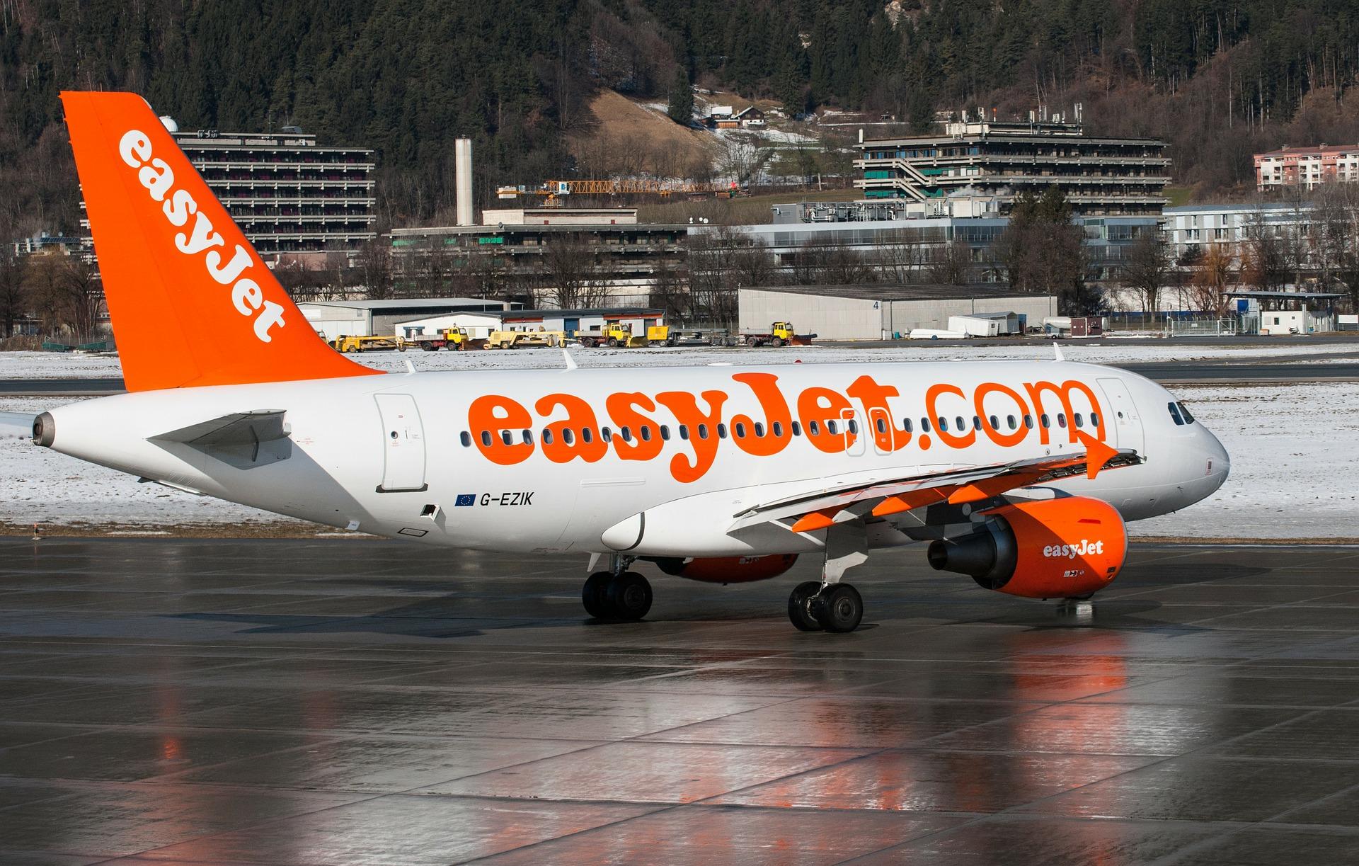EasyJet rimborso e cambio voli per Coronavirus
