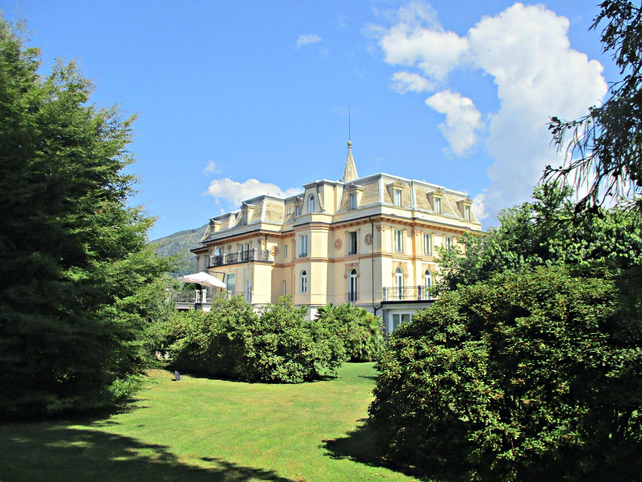 giardini di villa taranto a verbania