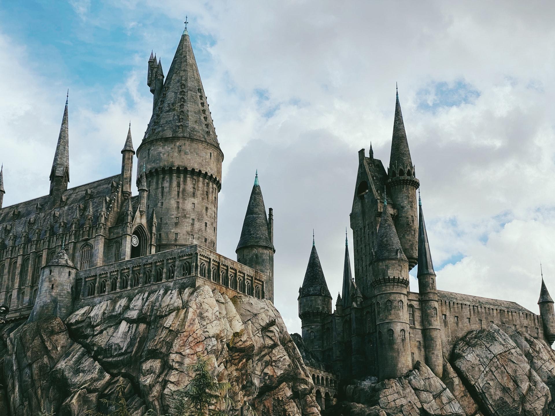 il castello di harry potter dove si trova