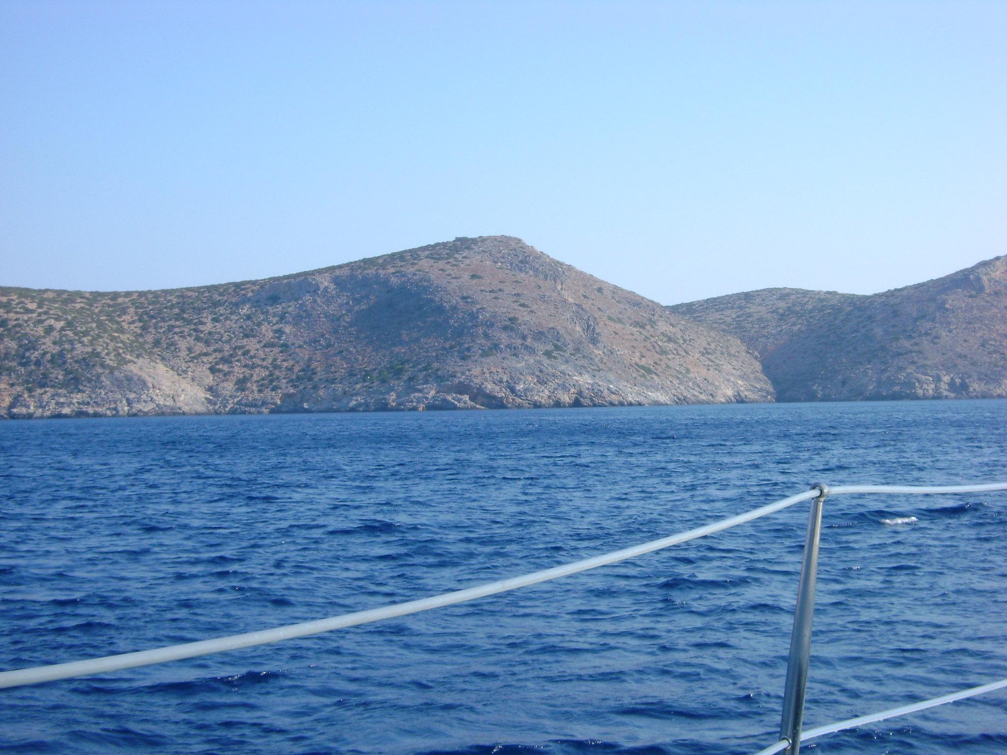 isola di levita grecia