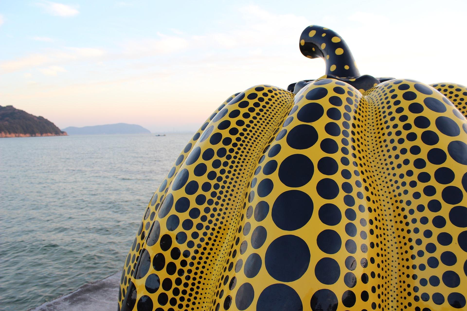 isola naoshima giappone