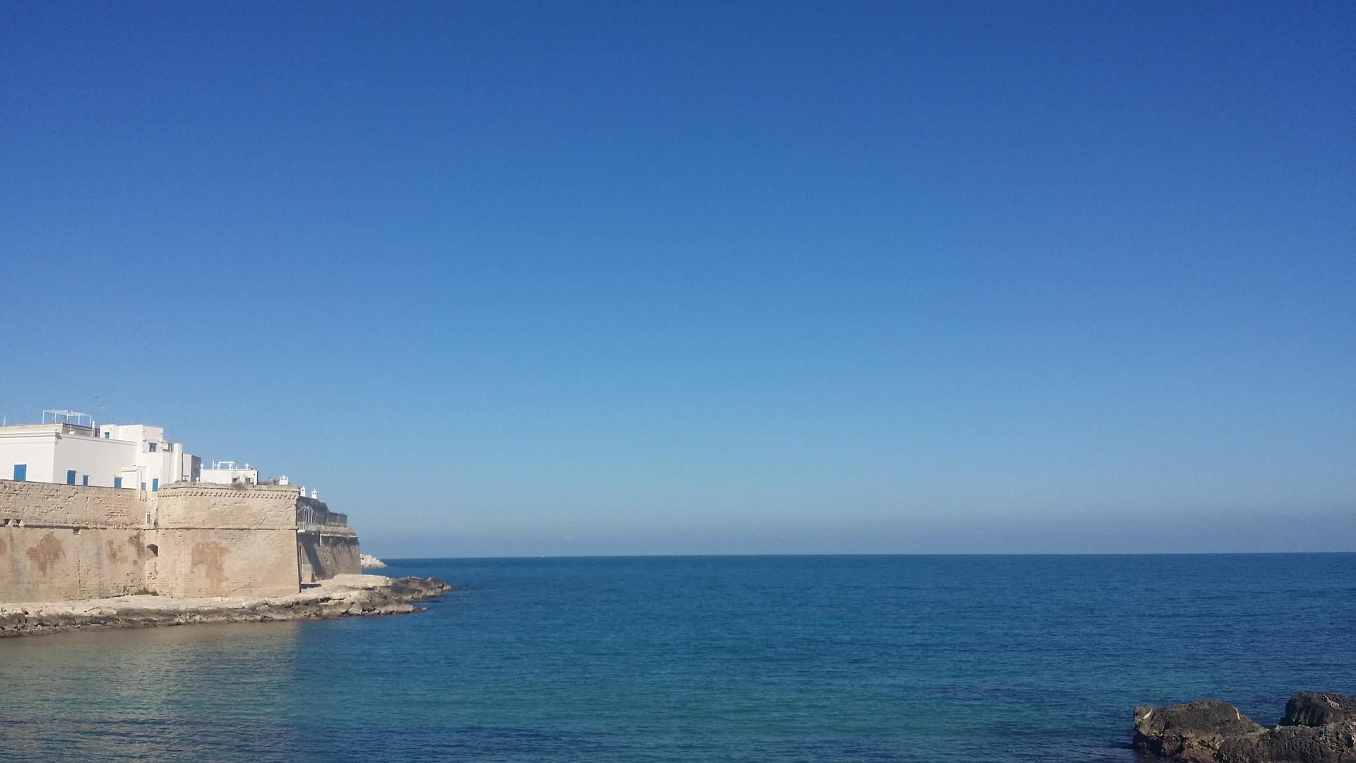 Monopoli mare e spiagge libere