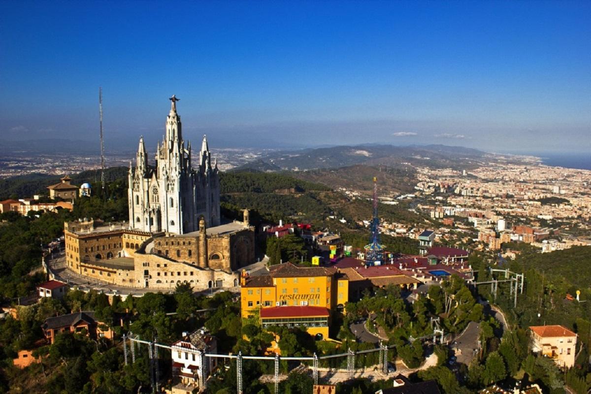 Monte Tibidabo a Barcellona: come arrivare