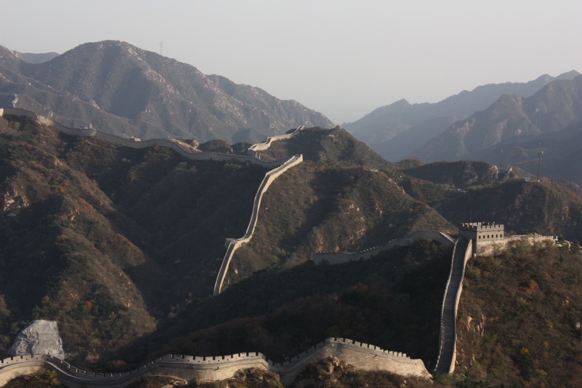 muraglia cinese come è stata costruita e come visitarla