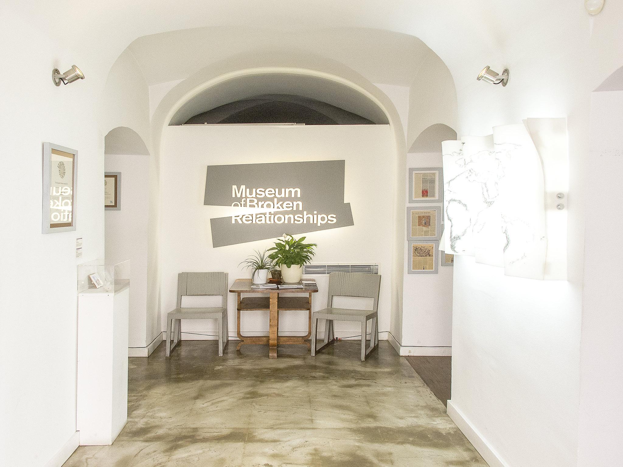 museo dei cuori infranti zagabria
