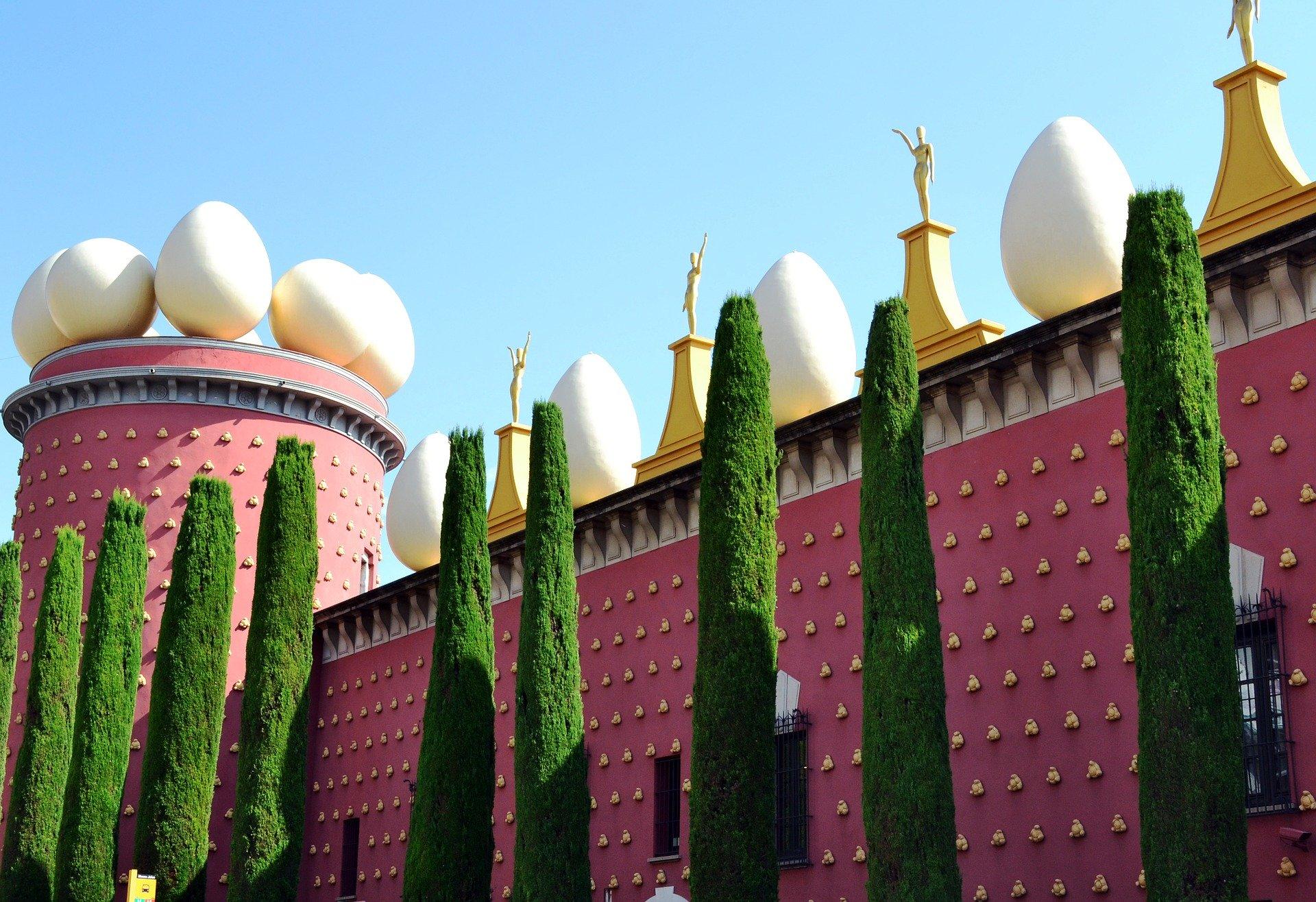 Museo di Salvador Dalì a Barcellona