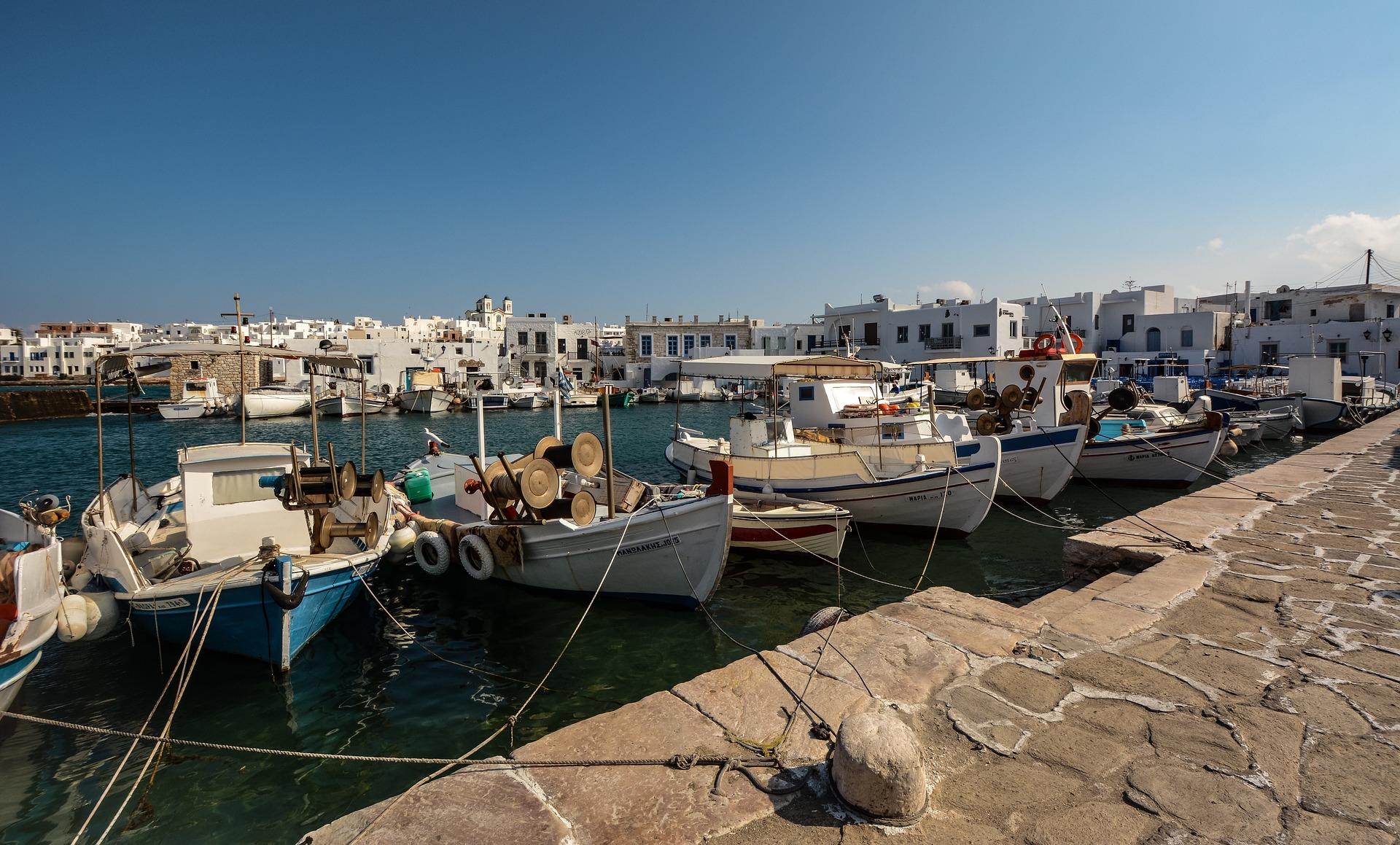 naoussa grecia come arrivare