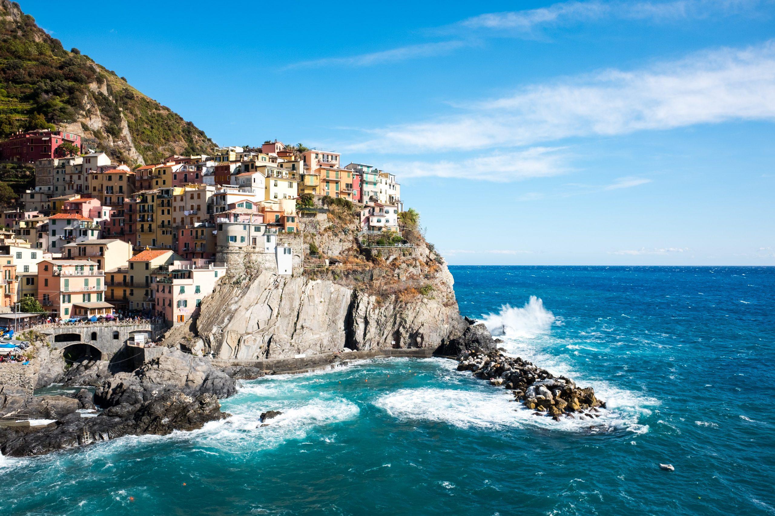 Pasqua 2020 al mare in Liguria
