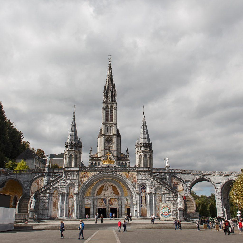 Pellegrinaggio Lourdes da Napoli 2020